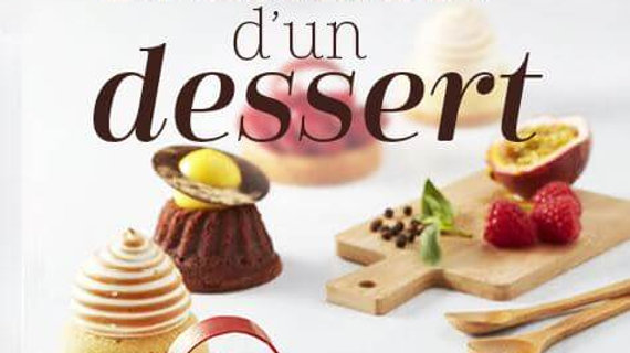 Livre CREATION D'UN DESSERT