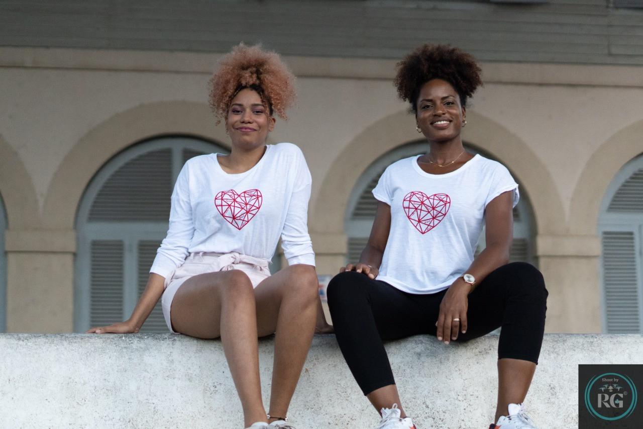T-shirts pitit coeur