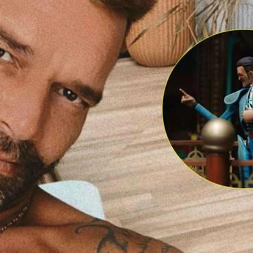 "Ricky Martin debutará en la próxima película de Netflix, ""Jingle Jangle: A Christmas Journey"""