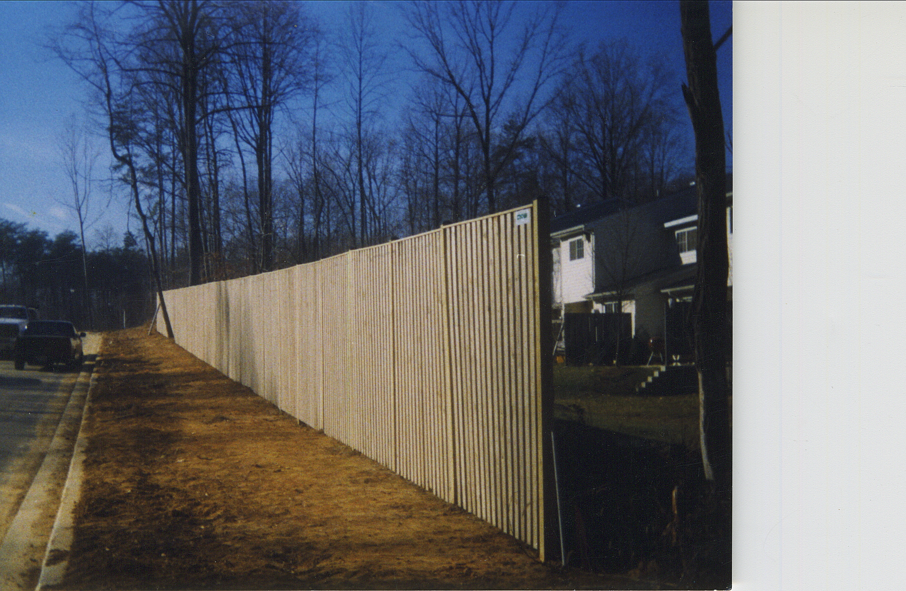 Crown Fence | Privacy Wood Fence
