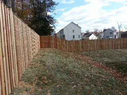 Crown Fence | Wood Privacy Fence
