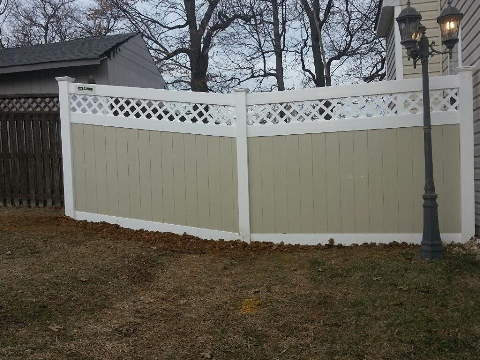 Crown Fence | PVC Vinyl PrivacyFence