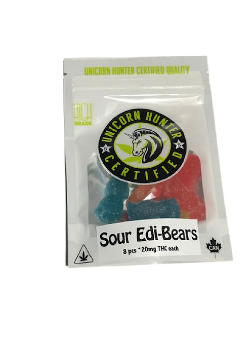 Unicorn Hunter Sour Edibears