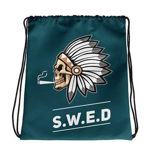 S.W.E.D Draw String Bag