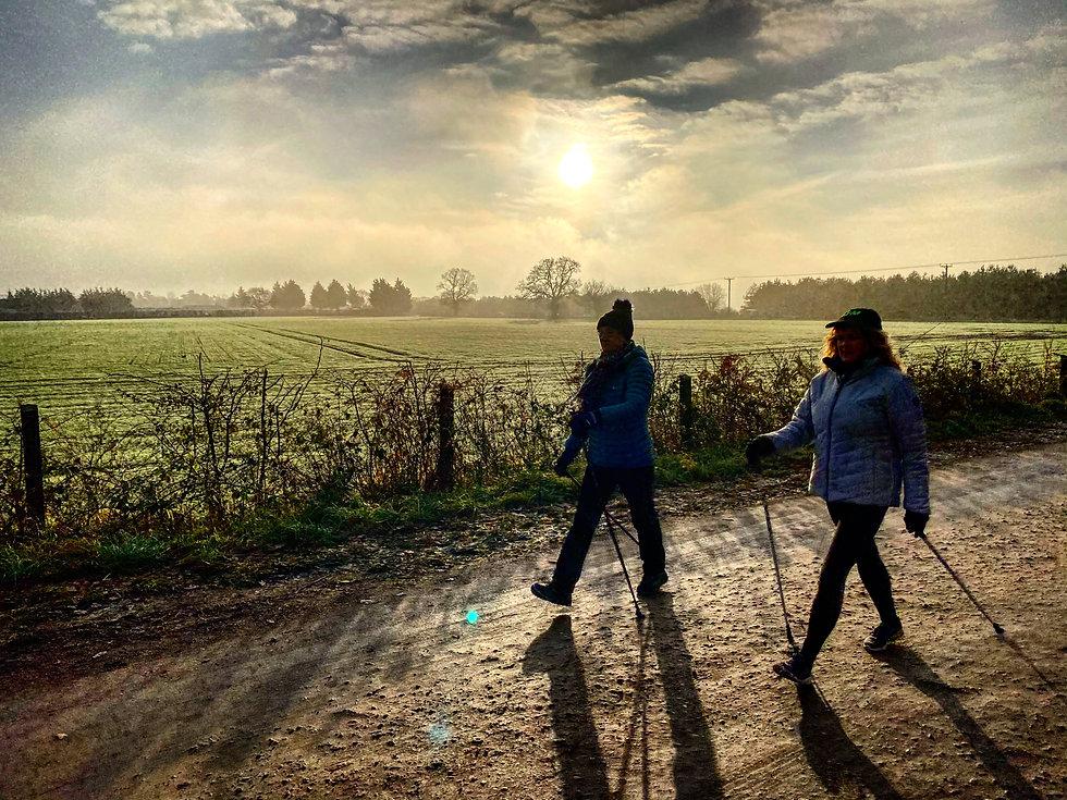 Nordic Walking Header