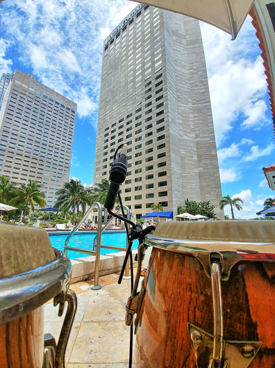 InterContinental Miami PoolSide