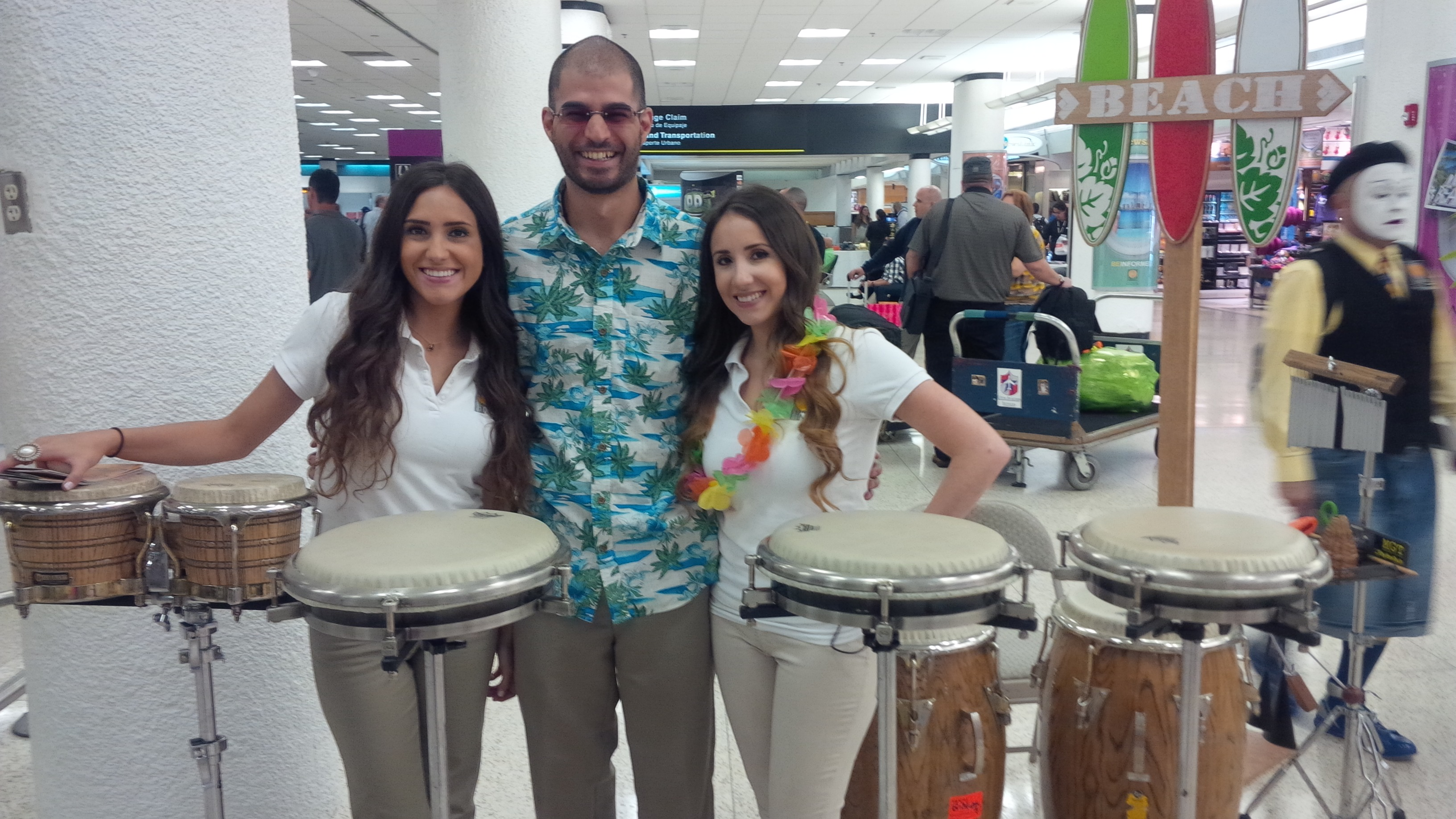 Miami International Airport Promo