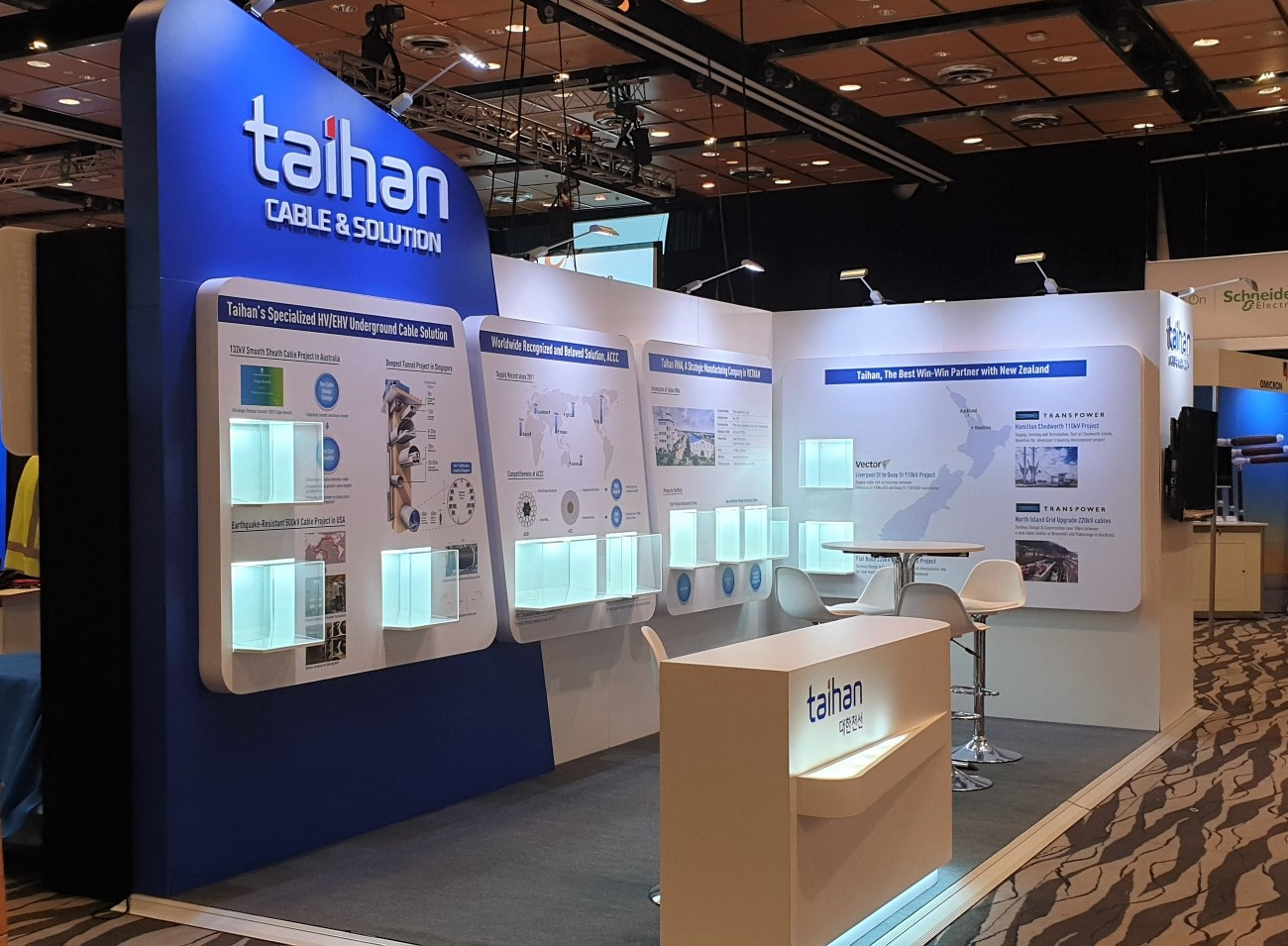 Taihan Stand