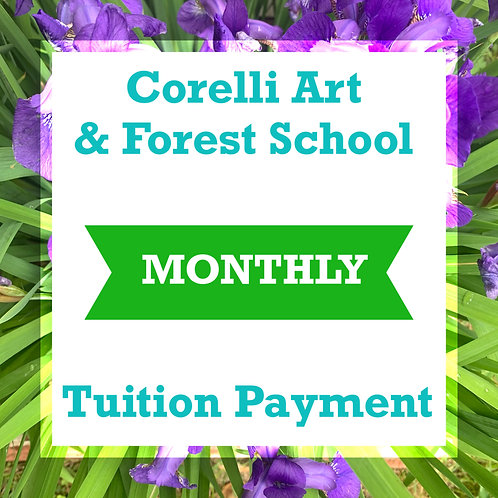 Corelli Art and Forest School - Monthly Rates