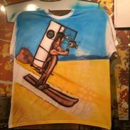 Looney Tune Ski