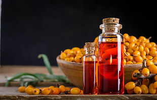 Sea-buckthorn-with-bottle-with-sea-buckt