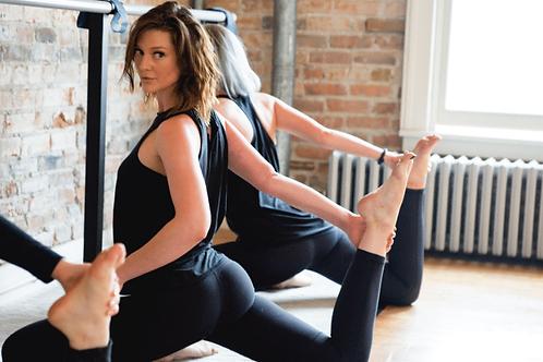 Barre Yoga Certificate