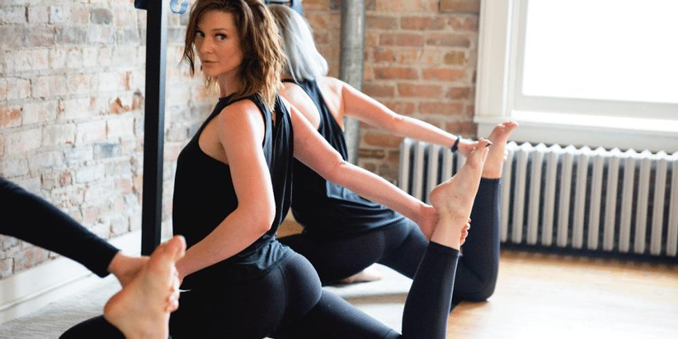 Yoga - Barre - Online