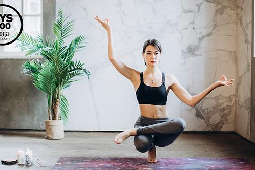 RYT 500 Yoga Teacher Training