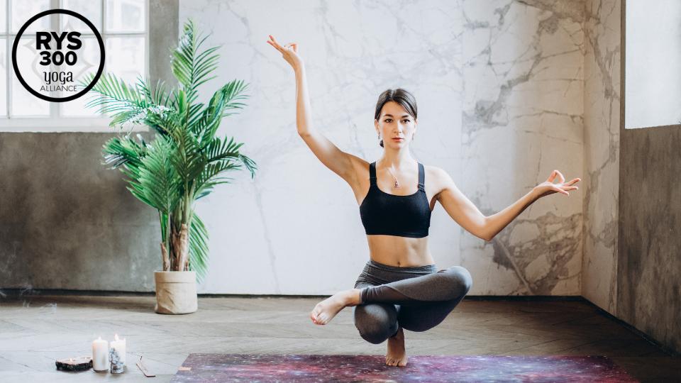 Yoga Asana Photoshoot