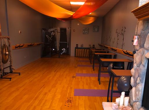 Mindful Study Hall & Yoga!