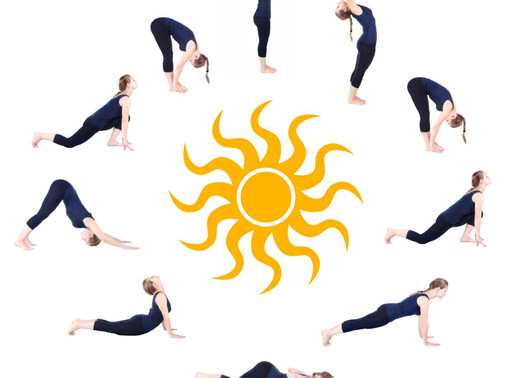 Sun Salutations for Grace