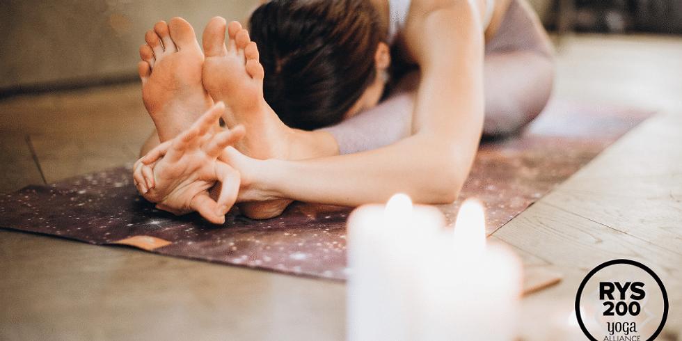 Yoga - Vinyasa Flow - Online