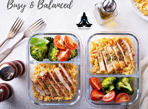 Nutrition: Busy & Balanced