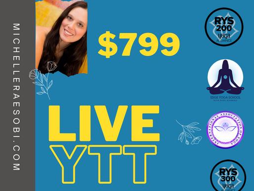 YTT at Edge Live!