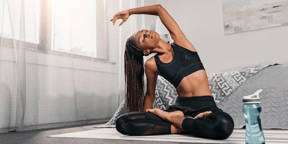 Virtual Fitness Yoga Class