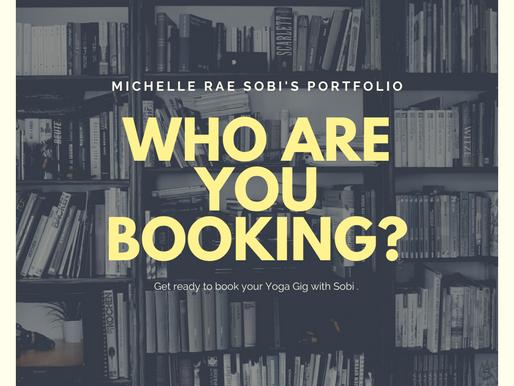 Michelle Rae Sobi's Portfolio