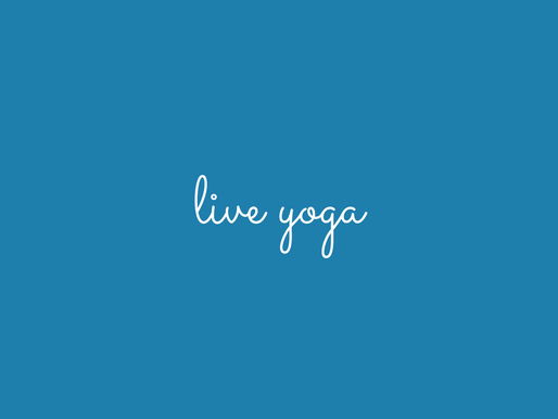 Live Studio Yoga Tomorrow!!