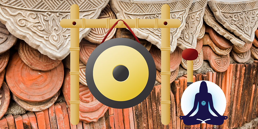 Sound Healing and Gong Bath