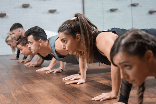 Group Fitness Certificate