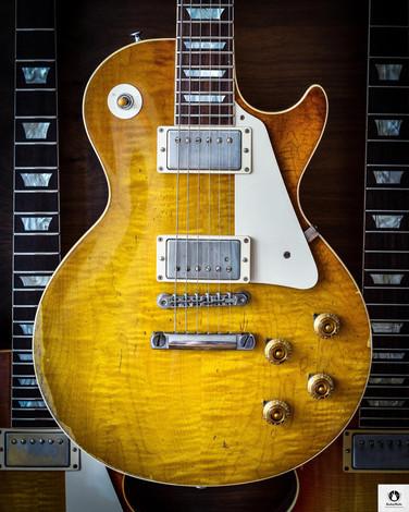 "Gibson Custom Shop Collector's Choice No.8 ""The Beast"" !!! 🤩"