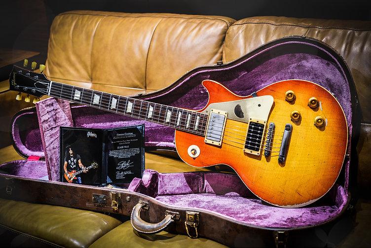 Gibson Slash 1958 Les Paul First Standar