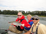 seattle and puget sound guided steelhead trips
