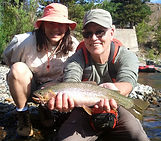 Methow guided steelhead and trout trips