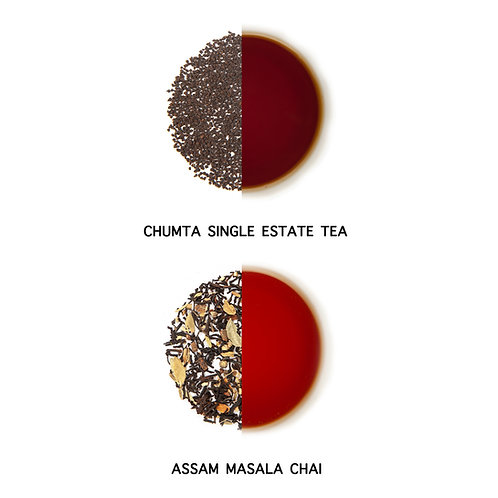 Chai Tea Samples