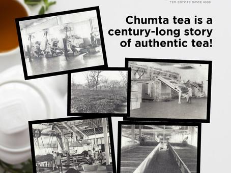 History of New Chumta Tea Estate
