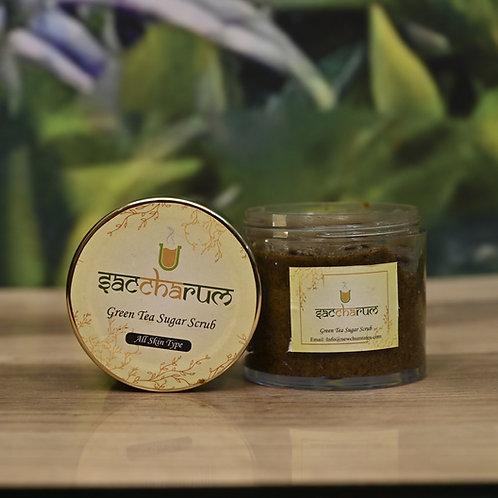 Saccharum (Green Tea Sugar Scrub)