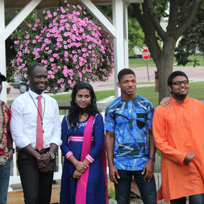 Community Picnic to Welcome International Students