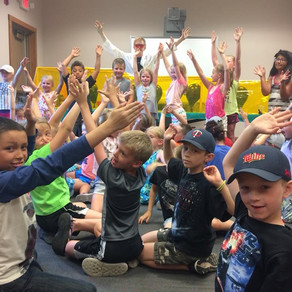 Libraries Rock- Summer Reading Program 2018