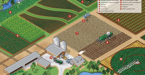 Food vs Feed - Is Our Way of Farming Sustainable?