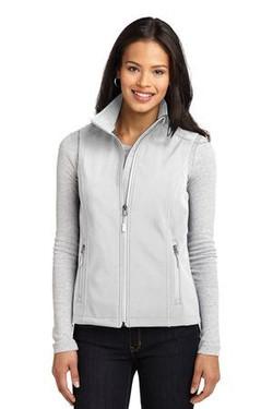 Ladies Soft Shell Vest $45