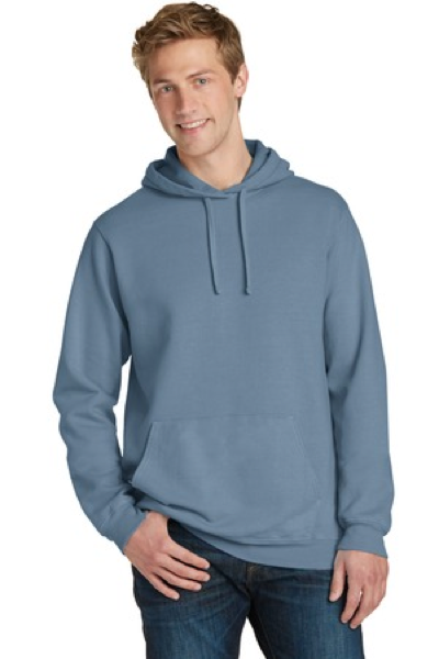Port & Co. Pigment Dyed Hoodie $30