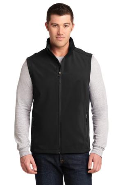 Port Authority Soft Shell Vest $45
