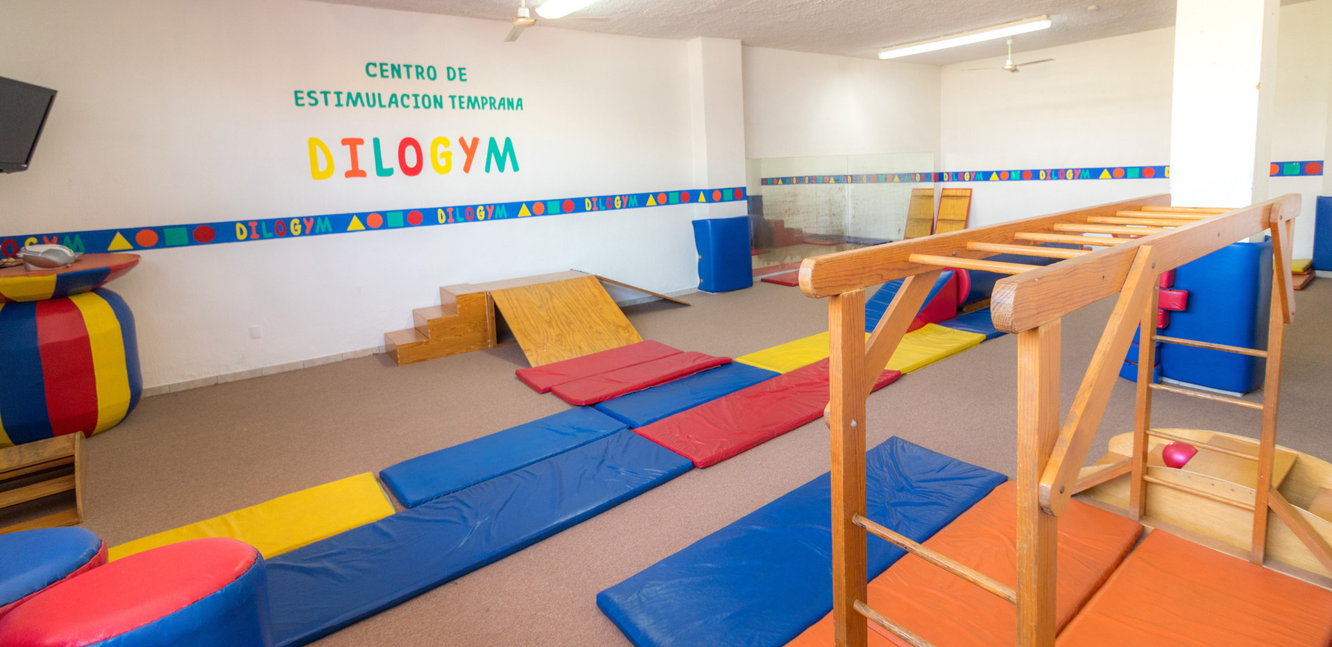 Colegio Bilingue - Gym JSB