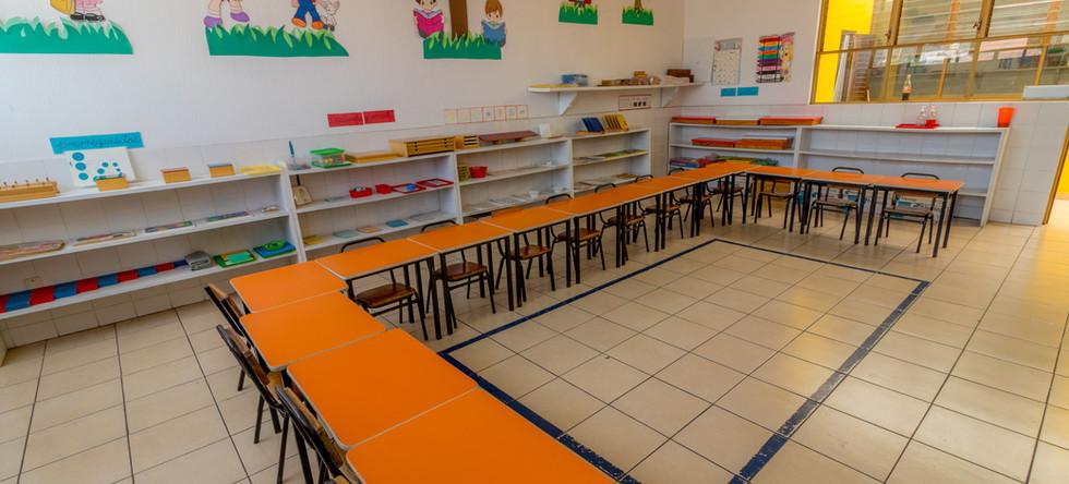 Colegio Bilingue - Salón Preescolar