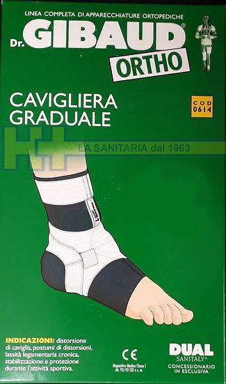 Cavigliera graduale Dr. Gibaud