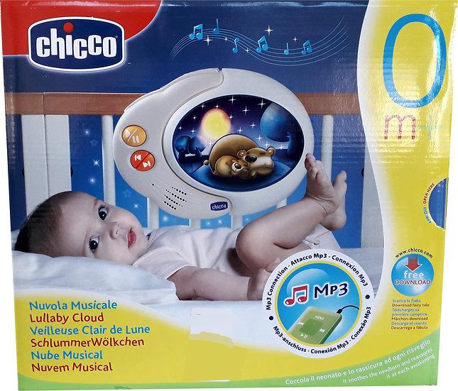CHICCO NUVOLA MUSICALE CON ATTACCO PER MP3