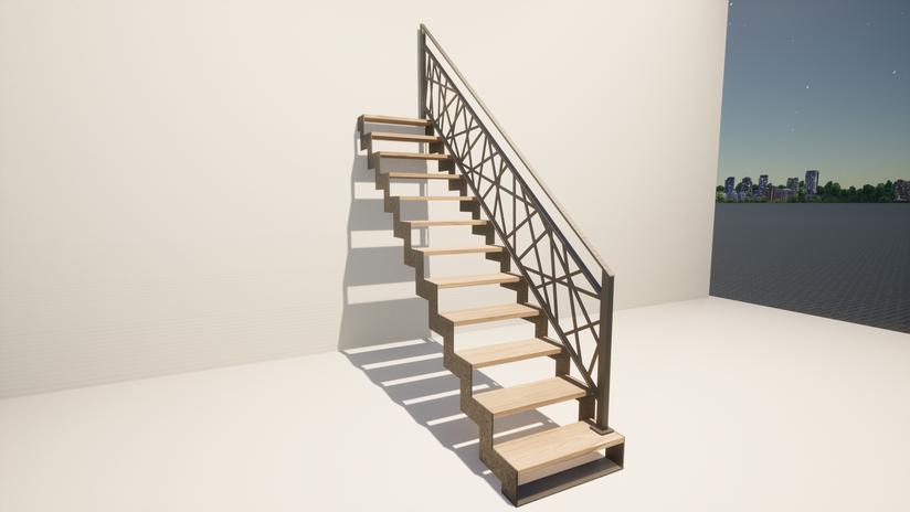 Image26.pngRampe d'escalier acier sur-mesure.  Hv Concept
