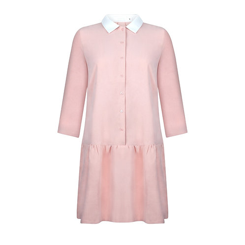 Pop Bouse/Dress - Pink