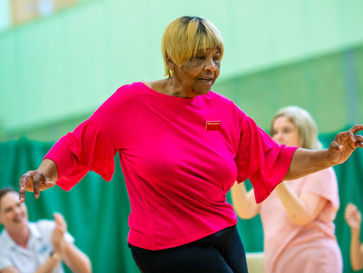 Thanks Active Essex for funding daily visits to the leisure centre guided by Sport for Confidence