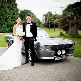 Ford Mustang Hire
